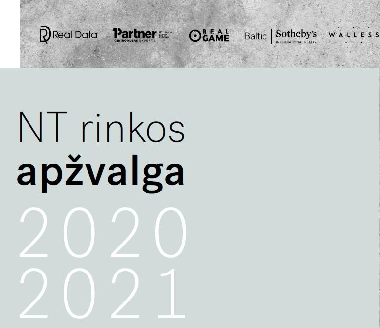 Metinė NT rinkos apžvalga 2020/2021